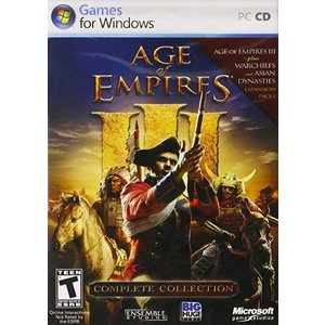 Age of Empires III: Complete Collection (輸入版) shop-white