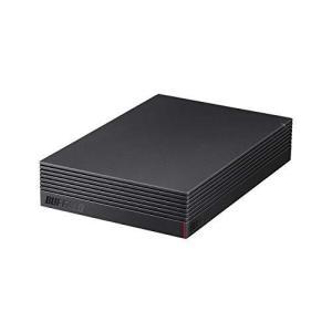 バッファロー HD-NRLD2.0U3-BA 2TB 外付けハードディスクドライブ スタンダードモデル ブラック shop-white