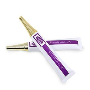 大容量付けまつ毛パーマ液 1液2液セット。まつげパーマ ロッド式やクリップ式用|shop-white
