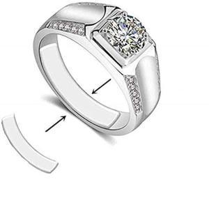 【Gooing】指輪 サイズ調節 リングアジャスター リングストッパー 透明 38個(2セット)|shop-white