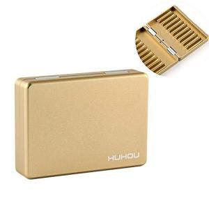HUHOUタバコケース タバコ入れ IQOSタバコ専用ケース iQOSヒートスティック用箱 アイコスケース 電子タバコアクセサリー 20本入 shop-white