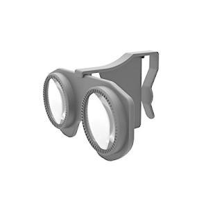 折り畳み式 VRメガネ ゴーグル 手のひらサイズで立体映像 バーチャルリアリティ体験をこのグラスでお手軽に!|shop-white
