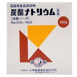 炭酸ナトリウム<蒟蒻> 500g shop-white