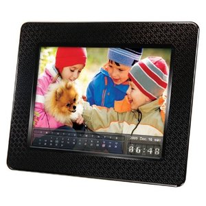 Transcend デジタルフォトフレーム 7インチ 内蔵メモリー2GB 解像度800×600 ブラック TS2GPF730B-J|shop-white