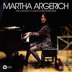Martha Argerich - The Warner Classics Recordings shop-white
