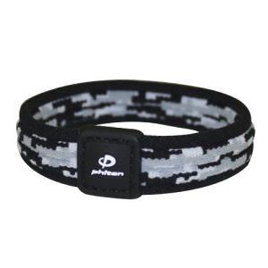 ファイテン(phiten) Titanium Bracelet チタン ブレスレット Digital Camo デジタルカモフラージュ Ni shop-white