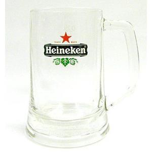 Heineken ハイネケン オリジナル ジョッキ グラス 葉緑 [並行輸入品] shop-white