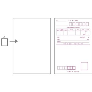QC07 アマチュア無線用 既製品QSLカード インクジェット 裏面白紙 100枚入り |shop-yacnet