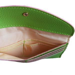 財布 長財布 レディース 超薄い 財布 ブランド 安い カードケース ウォレット サイフ 可愛い 2018最新作 012DMDM|shop-ybj|18