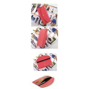財布 長財布 レディース 超薄い 財布 ブランド 安い カードケース ウォレット サイフ 可愛い 2018最新作 012DMDM|shop-ybj|19