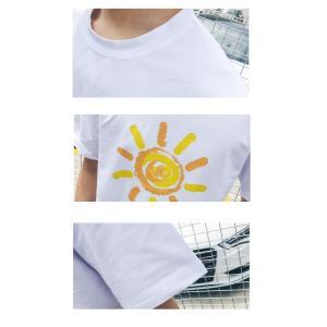 tシャツレディース 初回ユーザー限定特価 tシャツブランド tシャツオリジナル tシャツレディース半袖 半袖tシャツ レディース tシャツ ファッション 女性 7742DM|shop-ybj|03