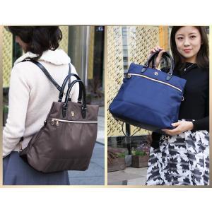 PD813 レディース バッグ イタリア製高品質ナイロンで軽量バッグ 撥水素材  3way 耐久性抜群 A4 bag ショルダーバッグ トートバッグ 防汚 かばん(初)|shop-ybj