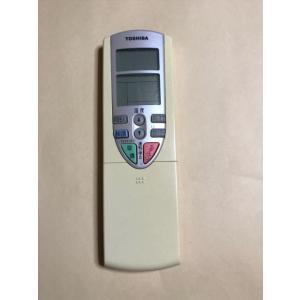 東芝 エアコン リモコン WH-F1U 保障あり ポイント消化