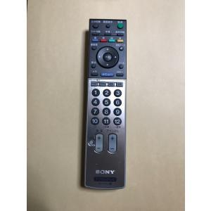 SONY ソニー テレビ リモコン RM-JD007 保障あり/KDL-46X2500/KDL-52...