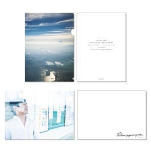 宮沢和史 クリアファイル青セット(2枚セット)|shop-yoshimoto