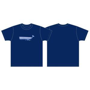 宮沢和史デザイン「未来飛行士」Tシャツ(ネイビー)|shop-yoshimoto