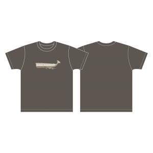 宮沢和史デザイン「未来飛行士」Tシャツ(チャコール)|shop-yoshimoto