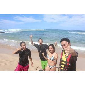 東野・岡村の旅猿12 プライベートでごめんなさい… ハワイ・聖地ノースショアでサーフィンの旅 ハラハラ編 プレミアム完全版|shop-yoshimoto|02