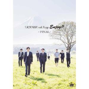 ライセンス/LICENSE vol.Zepp ENJOY!!〜FINAL〜|shop-yoshimoto