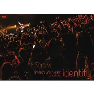 山本彩 LIVE TOUR 2017 〜identity〜 [DVD]|shop-yoshimoto