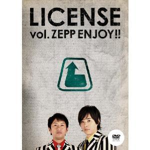 ライセンス/vol.ZEPP ENJOY!!2008|shop-yoshimoto