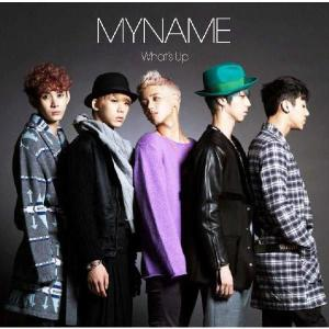 MYNAME「What's Up」通常盤:Type-B|shop-yoshimoto