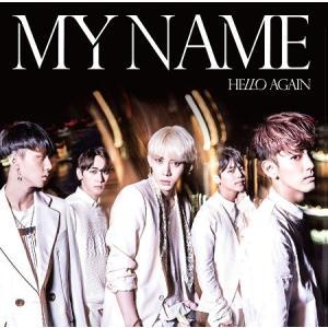 MYNAME/HELLO AGAIN<通常盤> shop-yoshimoto