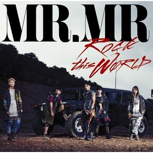 MR.MR/ROCK this WORLD<初回限定盤 Type-A>[CD+DVD]|shop-yoshimoto