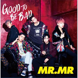 MR.MR/GOOD TO BE BAD<初回盤>(CD+DVD)|shop-yoshimoto