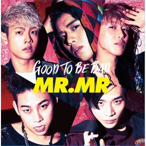 MR.MR/GOOD TO BE BAD<通常盤>(CD ONLY)|shop-yoshimoto