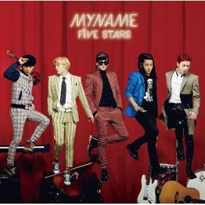 MYNAME「FIVE STARS」<初回限定盤:CD+DVD> shop-yoshimoto