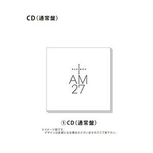 GUN WOO (MYNAME)/I AM 27<通常盤CD>|shop-yoshimoto