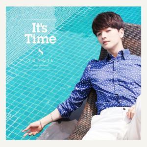 ソンジェ from 超新星/It's Time <Type-A>[CD+DVD] shop-yoshimoto