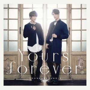 ユナク&ソンジェ from 超新星/Yours forever<Type-A>[CD+DVD]≪特典付き≫ shop-yoshimoto