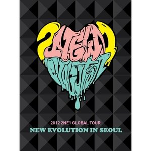 2NE1 - 2012 GLOBAL TOUR LIVE [NEW EVOLUTION IN SEOUL] (2 DISC)|shop11