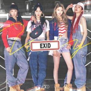 EXID 明日して SINGLE ALBUM イエックスアイディ シングル アルバム【レビューで生写真5枚】【宅配便】|shop11