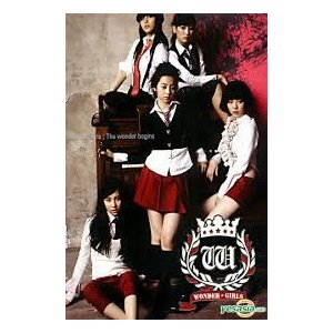 WONDER GIRLS - THE WONDER BEGINS (SINGLE) shop11