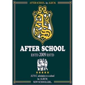 AFTER SCHOOL - NEW SCHOOL GIRL (1S SINGLE)|shop11