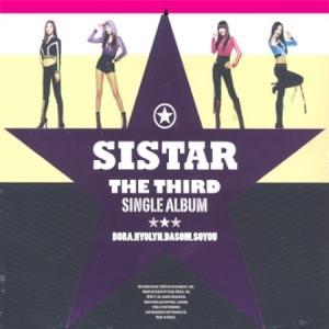 SISTAR - SINGLE VOL.3|shop11