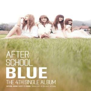 AFTER SCHOOL BLUE (A.S.BLUE) - BLUE (SINGLE ALBUM)|shop11
