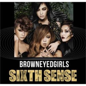 BROWN EYED GIRLS - VOL.4 [SIXTH SENSE]|shop11