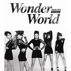 WONDER GIRLS - 2ND ALBUM shop11