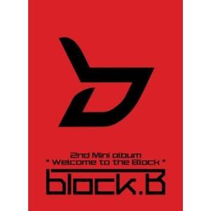 BLOCK B - WELCOME TO THE BLOCK (MINI ALBUM) NOMAL EDITION|shop11