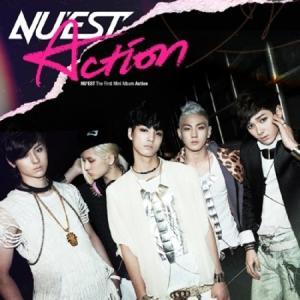 NU'EST - ACTION (MINI ALBUM) shop11