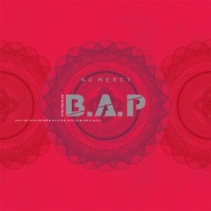 B.A.P - NO MERCY (1ST MINI ALBUM)|shop11