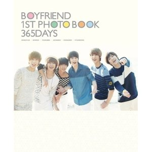 BOYFRIEND 1ST PHOTOBOOK 365 DAYS|shop11