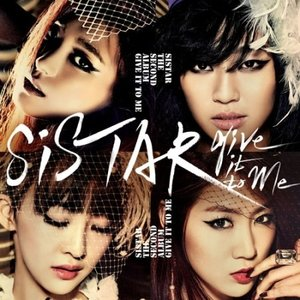 SISTAR - VOL.2 [GIVE IT TO ME]|shop11