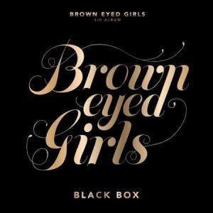 BROWN EYED GIRLS - VOL.5 [BLACK BOX] NORMAL EDITION|shop11