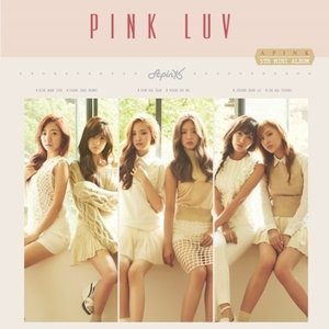 A-PINK - PINK LUV MINI ALBUM|shop11