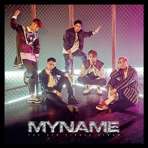 MYNAME - 4TH SINGLE ALBUM shop11